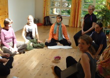 Stimmtraining für (Yoga-)Lehrer*innen